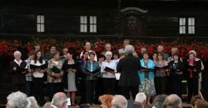 Sommerabendsingen Massing 2010